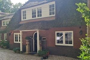 Glazen kantoorwanden